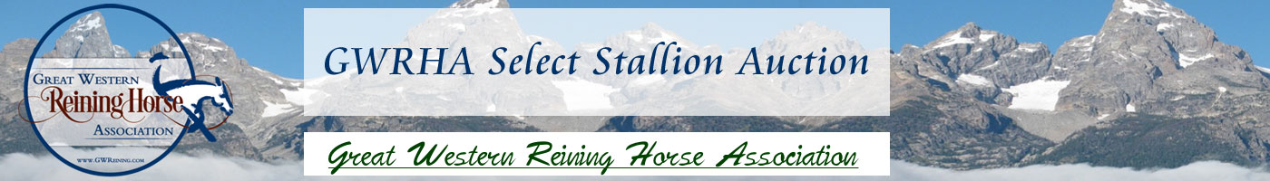 Great Western Reining Horse Association