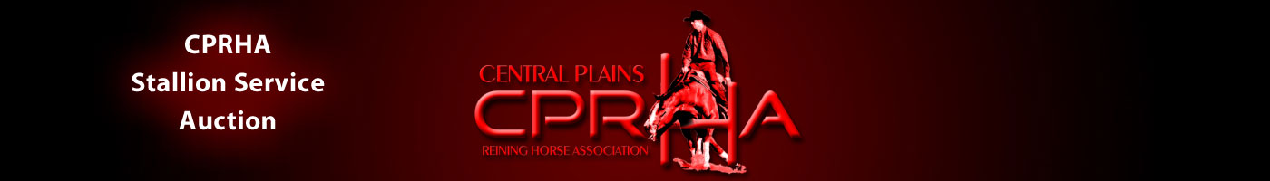 Central Plains Reining Horse Association
