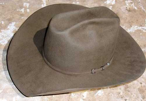 de285117ae55b National Reining Horse Association Complete Hat Renovation from Lone ...