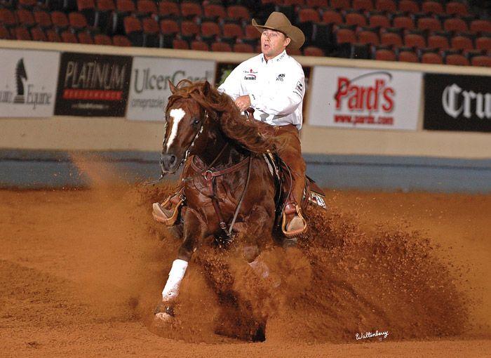 Rocky Mountain Reining Horse Association Walla Whiz Affair